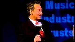 Rob Dickins Acceptance MIT Award Dinner 2003.mov