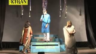 Bengali Jatra Pala | Hero No 1 | Vol I | Bangla Natok | Abhishekh | Priya | Kiran