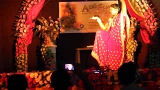 Mita's Dance - Silsila, Devdas - Durga Puja '14