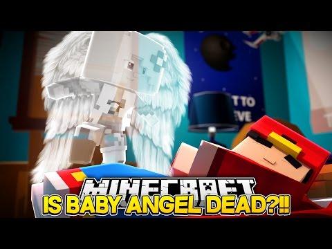Minecraft Adventure BABY ANGEL IS DEAD
