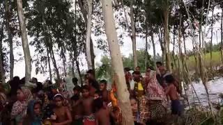 Jamalpur sarishabari flood