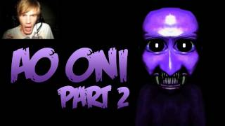 [Horror / Funny] Ao Oni - CONSUELA PLAYS - Part 2
