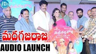 Madha Gaja Raja Audio Launch - Vishal || Varalakshmi || Anjali || Sunder C