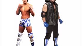 Kota Ibushi vs AJ Styles- Pelé Kick