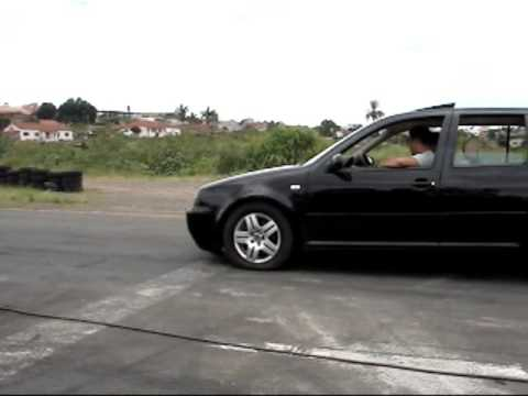 Gol GTI 16V Turbo x Golf GTI
