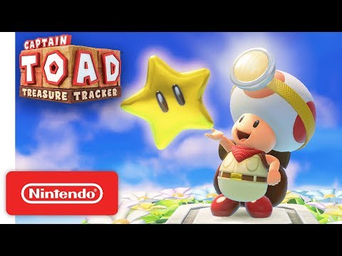 Captain Toad Treasure Tracker Overview Trailer Nintendo Switch
