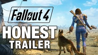 FALLOUT 4 (Honest Game Trailers)