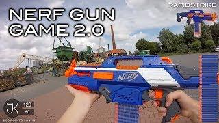 Nerf Gun Game 2.0
