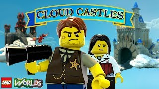 LEGO Worlds: Adventure in the Cloud Castles - FREE to Download!