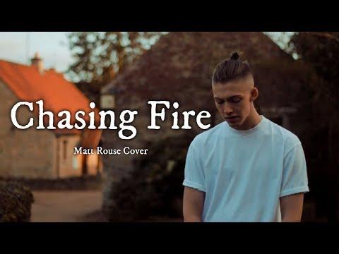 Chasing Fire《追逐烈火》- Lauv 中文字幕∥ Matt Rouse Cover