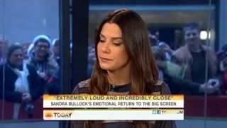 Sandra Bullock no Today Show - 15/12/2011 (Legendado)