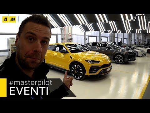 Visita alla fabbrica Lamborghini il SUV Urus nasce nella mega factory Manifattura italiana VLOG