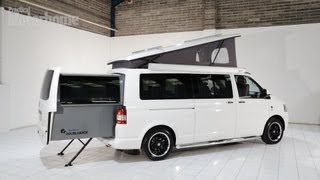 Practical Motorhome Danbury Doubleback camper review