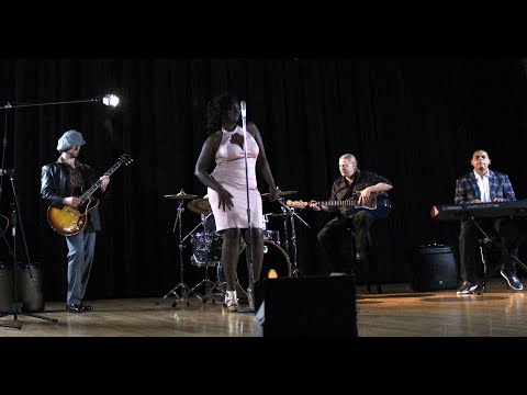 Joslyn & The Sweet Compression - Love On The Double [Official Video]