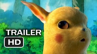 Pokemon NO - The Movie (2018 Live Action Trailer) Parody
