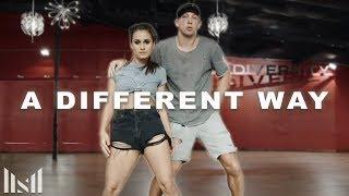 """""""A DIFFERENT WAY"""" - DJ Snake Dance   Matt Steffanina X Erica Klein Choreography"""