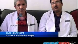 22 sewing needles removed from boy's body:Kollam  News: Chuttuvattom 20th Oct  2013 ചുറ്റുവട്ടം