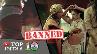 Top 10 Banned movies In India || Top10INDIA