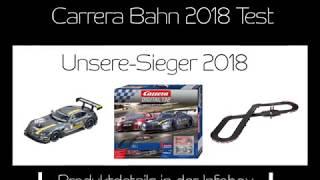 Carrera Bahn 2018 - Test