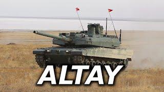 Altay Tankında Son Durum Ne?