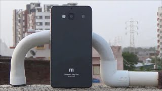 Unboxing and installing Xiaomi Redmi 2 LUXURY BACK COVER