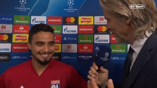 """""""I never lost here!"""" Ex-Man Utd man Rafael beaming after Man City Champions League win"""