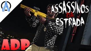 GTA V Online - Assassinos da Estrada #12 - Só de ADP de Combate !