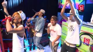 SkAteY - Man Wage [ Moratu Kollo ] live Preform at Sindu TV Selfie Rap Battle