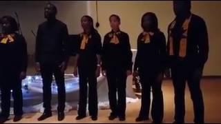 UNAM Chamber Choir - Mayenziwe