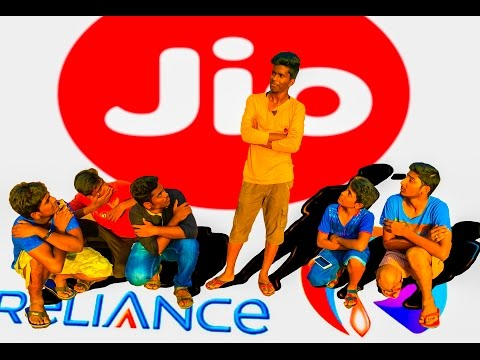 Reliance Jio  - Other Networks Troll - Tamil Funny Video