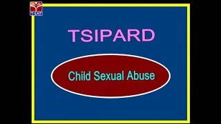T-SAT || Panchayat Raj & Rural Development - Child Sexual Abuse || By TSIPARD