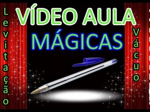 2 mágicas INCRÍVEIS com caneta REVELADAS