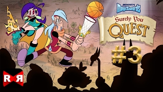 Surely You Quest – Mighty Magiswords Casual RPG - iOS / Android Gameplay Part 3