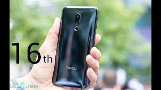 Meizu 16 hands on at launching event