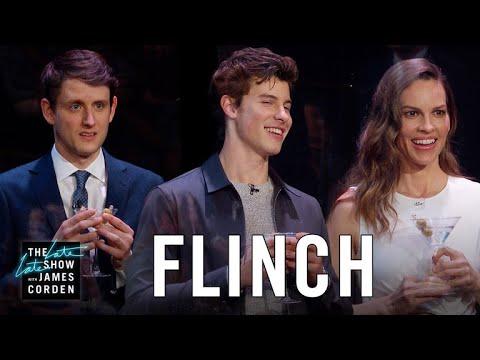 Flinch w Shawn Mendes, Hillary Swank & Zach Woods
