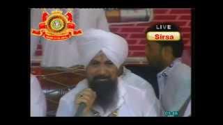 Meri Jholi Chhoti Pad Gayi Re Itna Diya Mhara Baba~~~Lakhbir Singh Lakha Live Sirsa