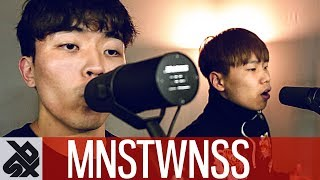 MNSTWNSS (Two.H & Hiss)  |  Untitled