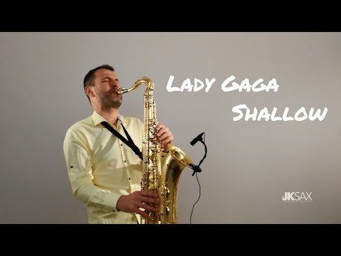 Xxx Mp4 Lady Gaga Bradley Cooper Shallow A Star Is Born Saxophone Cover By JK Sax 3gp Sex
