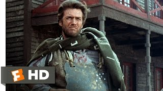 A Fistful of Dollars (8/9) Movie CLIP - Aim for the Heart (1964) HD