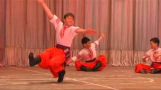 Танець-повзунець