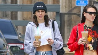 Kaia Gerber Has A 'Crush' On Justin Bieber After Meeting Him At Birthday Party!