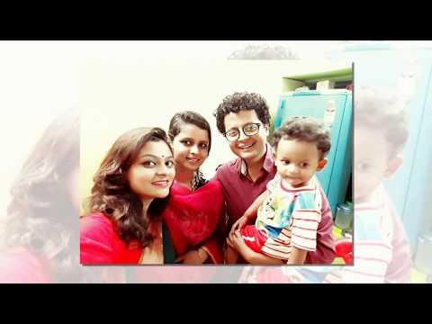 বাস্তবেও বিবাহিত 'স্ত্রী' ধারাবাহিকের গবা, আসল পরিবার|zee bangla serial stree|chandraniv mukherjee
