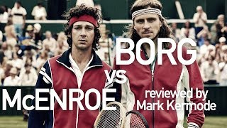 Borg vs McEnroe reviewed by Mark Kermode