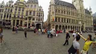 Holiday in Europe 2014