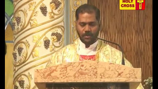 Holy Cross Tv Daily Catholic Tamil Mass - 13-05-2017
