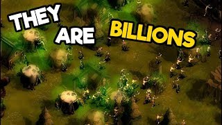 They Are Billions Gameplay #9 - Taking New Territory / Expanding Your Base!