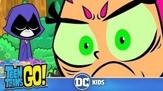 Teen Titans Go! | Not So Secret Garden