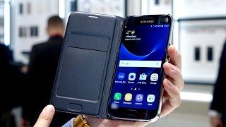 Samsung Galaxy S7 und S7 edge: Zubehör im Hands-On (deutsch) - GIGA.DE