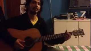 Bangla Arnob Ek Din Tor kotha shunbe nodi (Accoustic)