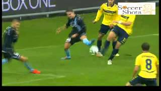 Great Goal Simon Makienok | Brondby IF vs SonderjyskE  @ Danish Super League
